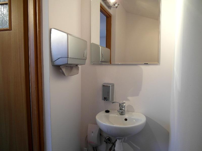 solid parking toaleta
