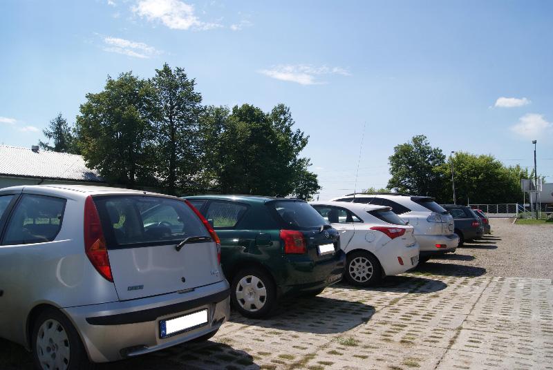 Tani Parking Modlin
