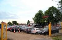 modlin parking