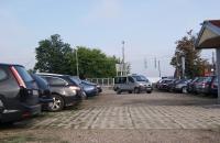 parking warszawa modlin