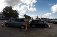 parking samochodowy w modlinie