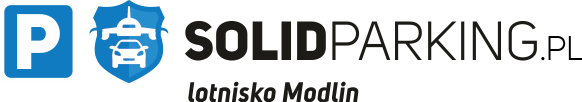 logo Solid Parking Lotnisko Modlin